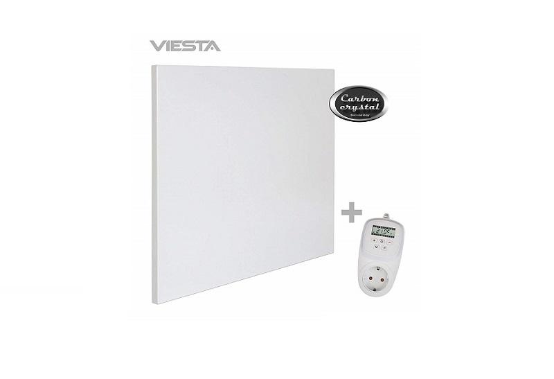 VIESTA H400 Panel Radiador de Infrarrojos Carbon Crystal