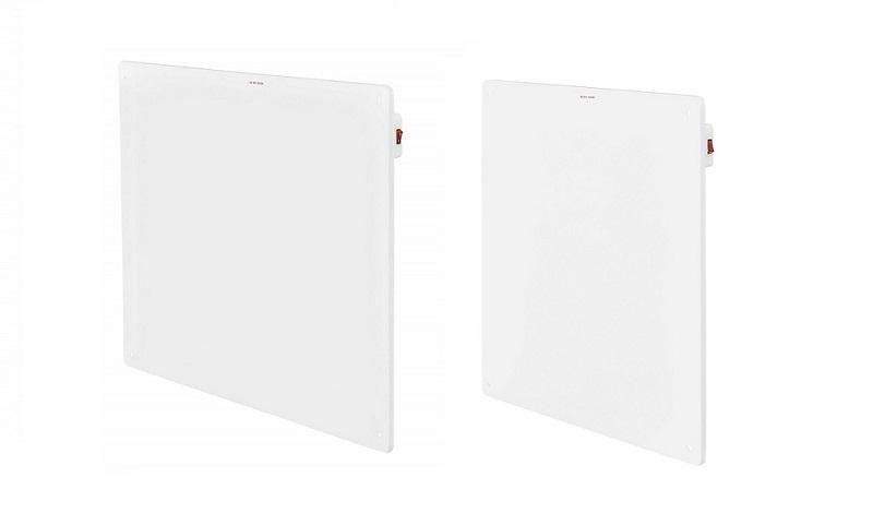 [in.tec] Panel de calefaccion por infrarrojos radiador de pared de ceramica blanco