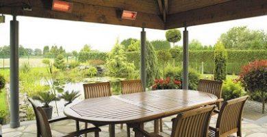 mejor calefactor exterior para terraza