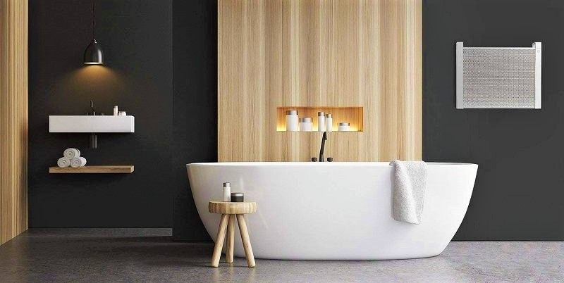 calefactor klarstein baño