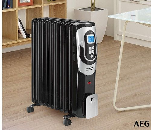 mejor radiador de aceite aeg
